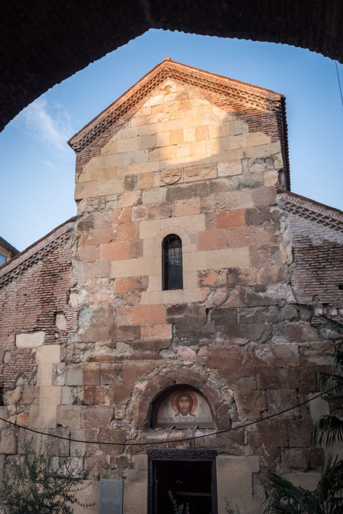 Things To Do in Tbilisi attractions | Places To Visit In Tbilisi Map Google: Anchiskhati Basilica - Tbilisi's Oldest Church