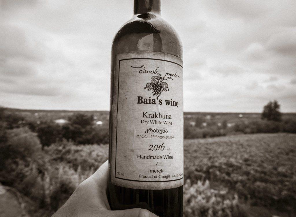 Baia's Winery (Near Kutaisi) | Best Vineyards In Georgia