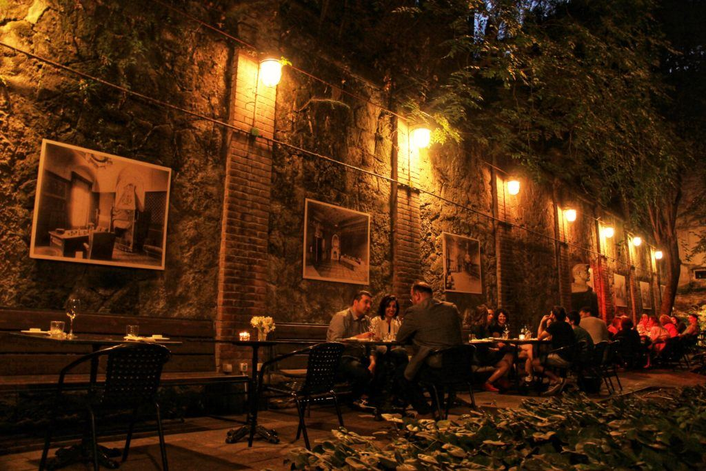 Cafes in Tbilisi