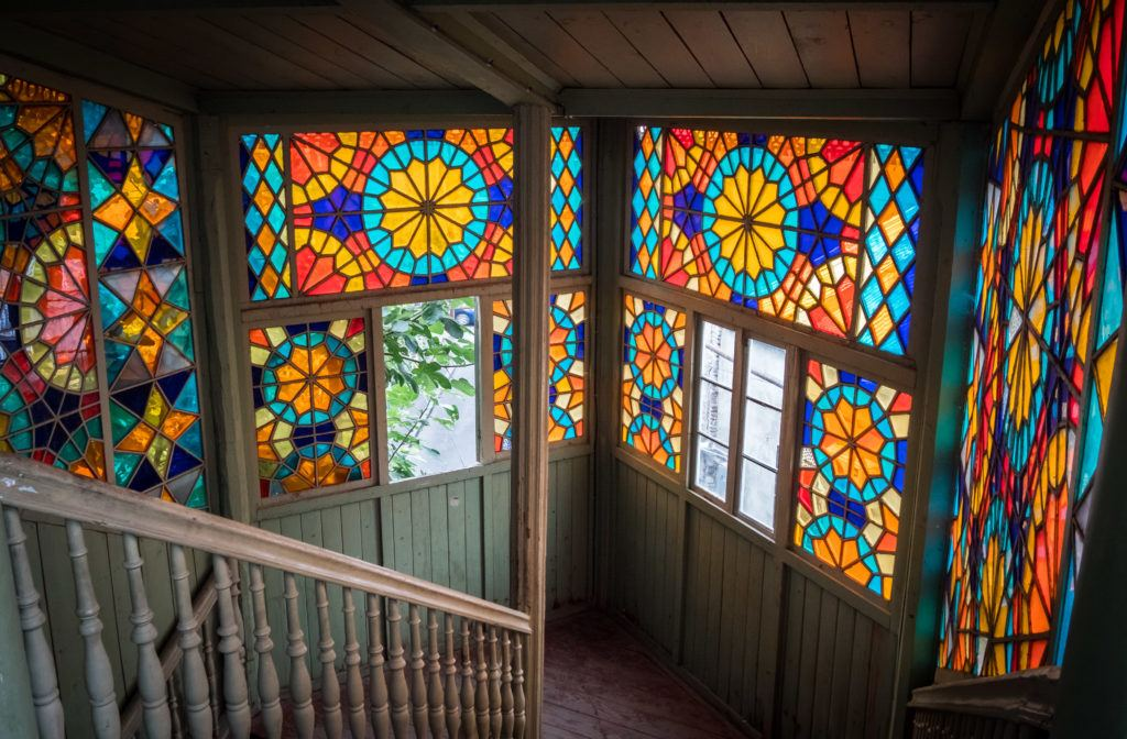 Things To Do in Tbilisi attractions | Places To Visit In Tbilisi Map Google: Gallery 27 (Kaleidoscope house)