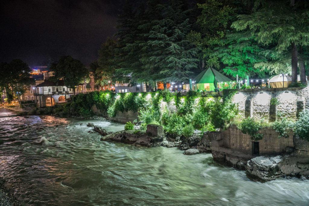 Gardenia Kutaisi Nightlife - Best Garden Bar