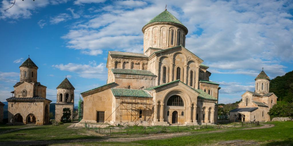 Daytrips from Kutaisi: Gelati Monastery Complex