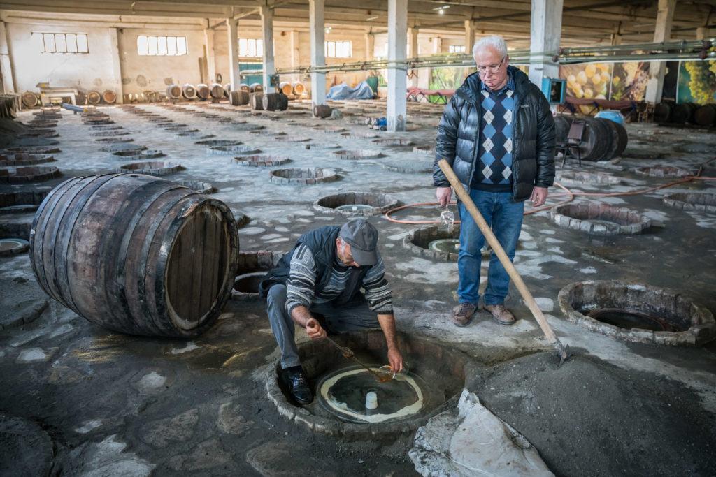 Kardenakhi Wine Factory #1, Kardenakhi (Tsrapi) | Wineries in Georgia Europe