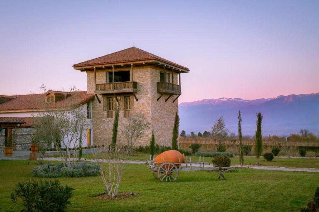 Kakheti Georgia – Best Wine Hotels, Guesthouses & Resorts