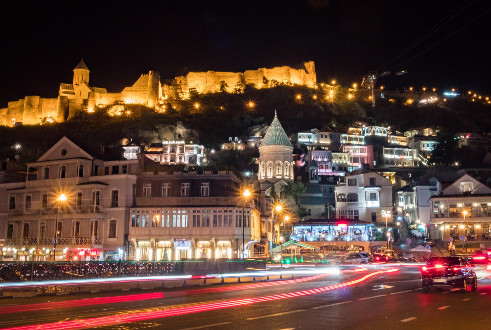 Things To Do in Tbilisi Map & Guide: 40+ Activities & Places to Visit in Tbilisi, Georgia
