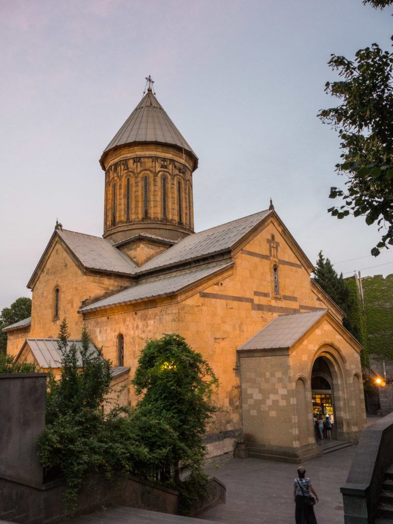 Things To Do in Tbilisi attractions | Places To Visit In Tbilisi Map Google: Sioni Cathedral