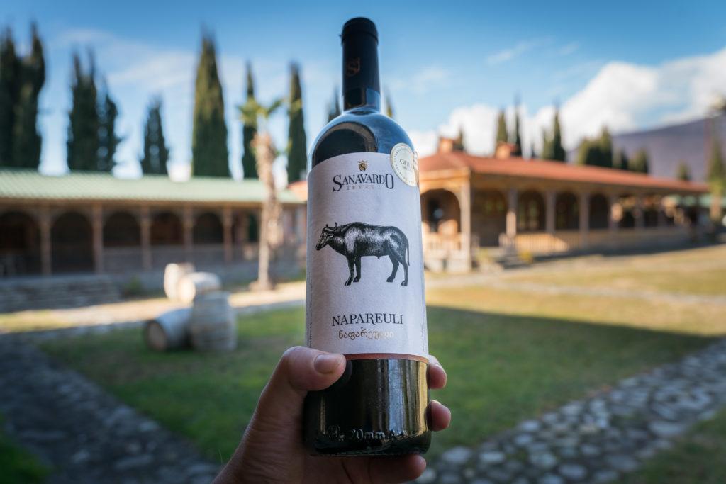 Sanavardo Estate, Napareuli   Vineyards in Georgia