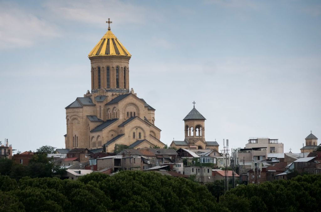 Things To Do in Tbilisi attractions | Places To Visit In Tbilisi Map Google: St. Trinity Cathedral