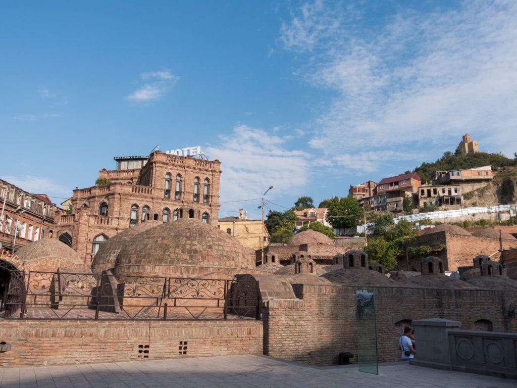 Things To Do in Tbilisi attractions | Places To Visit In Tbilisi Map Google: Sulphur Baths Tbilisi