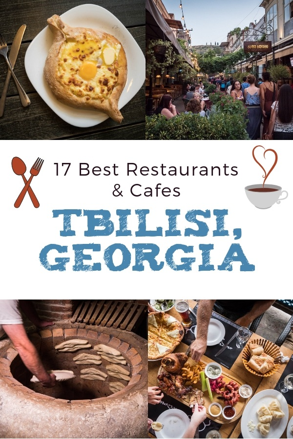 17 of the Best Restaurants In Tbilisi to find traditional Georgian cuisine. Also, Cafes in Tbilisi, Best Khinkali in Tbilisi & Best Khachapuri in Tbilisi